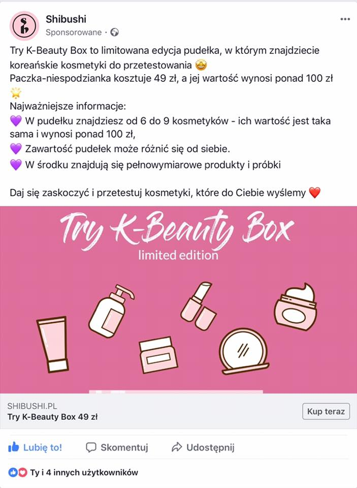 K - Beauty Box
