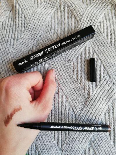 Avon Mark Brow Tattoo Micro Styler Tatuaż Do Brwi W