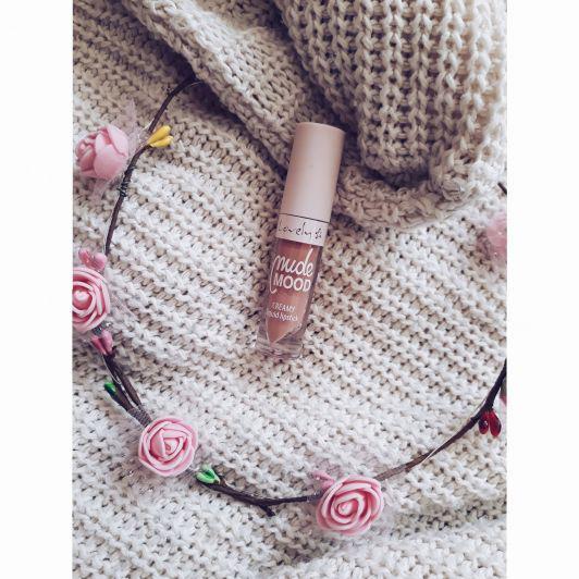 Lovely - Nude Mood, Creamy Liquid Lipstick, P | Opinia
