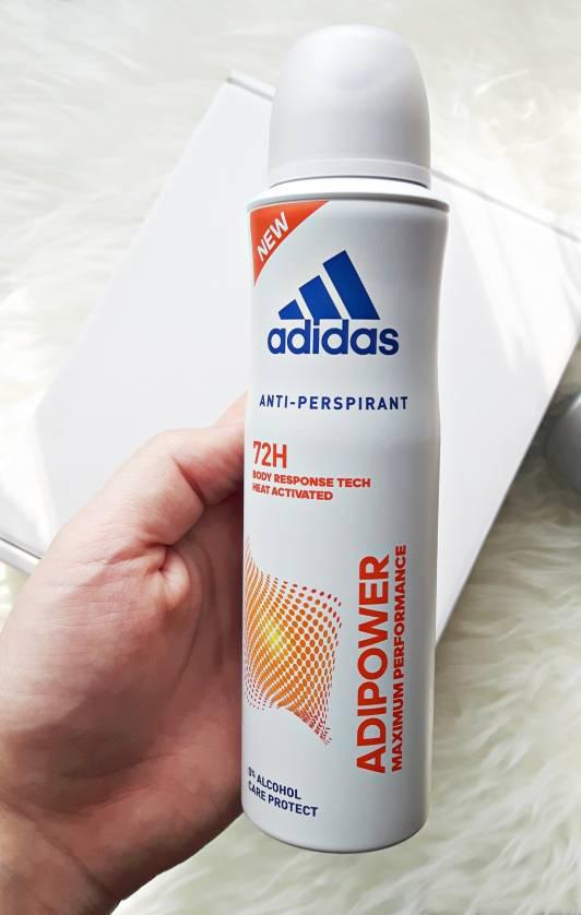adidas antyperspirant damski w sprayu adipower 150ml